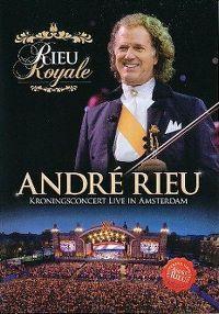 Cover André Rieu - Rieu Royale [DVD]